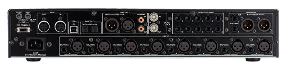 Roland + Cakewalk V-Studio VS-700R back