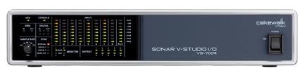 Roland + Cakewalk V-Studio VS-700R front