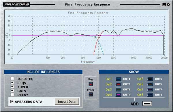 VMB Audio ARKEOPS screenshot