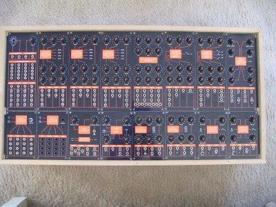 ARP 2600 - Broadwave