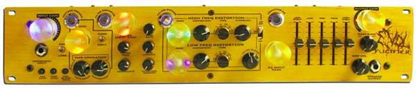 Evol Audio Fucifier torzító