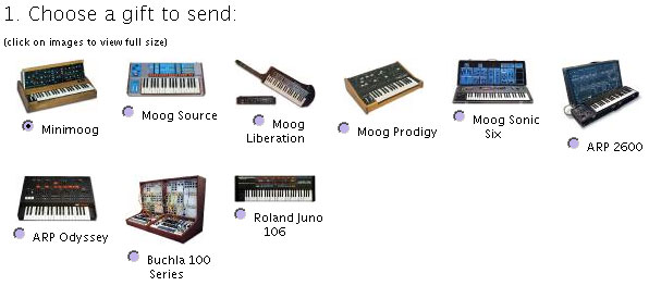 Facebook Analog Synths