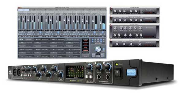 Focusrite Saffire Pro 40 Firewire audio interfész