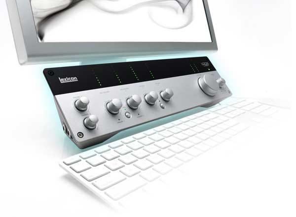 Lexicon IONIX U42S USB 2.0 audio/MIDI interfész