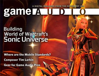 Mix Game Audio online magazin