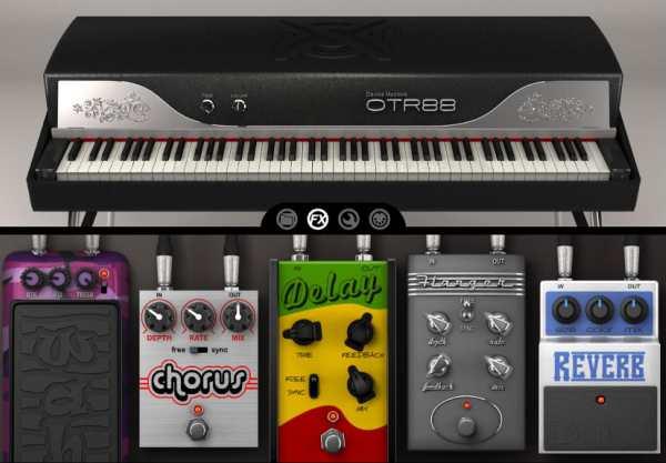 Devine Machine OTR88 electric piano