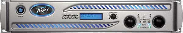 Peavey IPR 6000 DSP végfok
