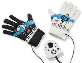 Piano Gloves zongorakesztyű