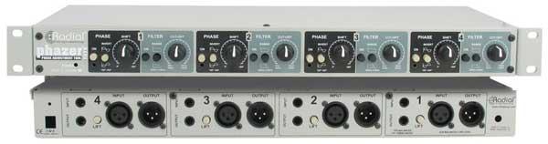 Radial PhazerBank analóg fázis processzor