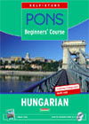 PONS Beginner's Course Hungarian audio CD-k