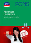 PONS Powerkurs Ungarisch audio CD-k