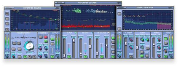 Sonnox Restore hangrestauráló plugin csomag