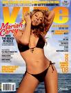 Mariah Carey on Vibe Magazine cover