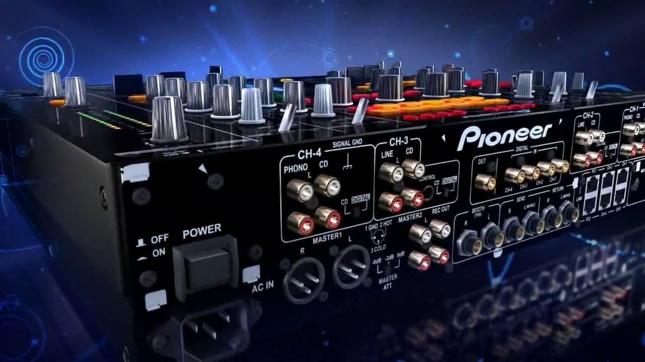 Pioneer DJM-2000 DJ mixer